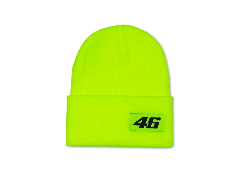 Bonnet Rossi VR46 Core - White