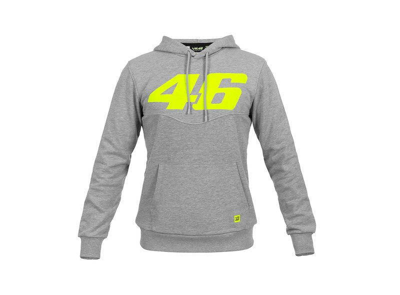 Rossi Core grey sweatshirt - White