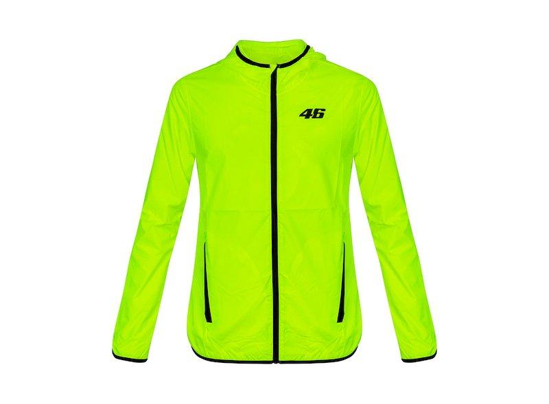 VR46 Core rainproof jacket