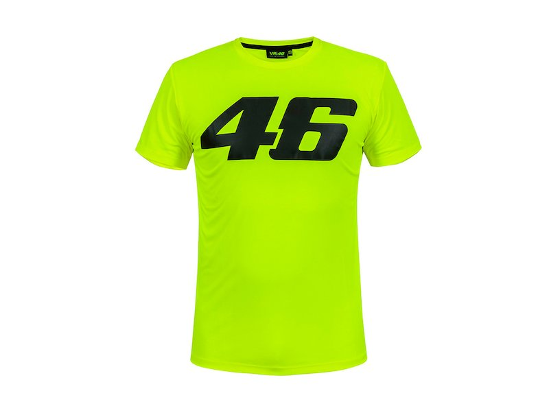 VR-DRY Core 46 Fluorescent T-shirt - White