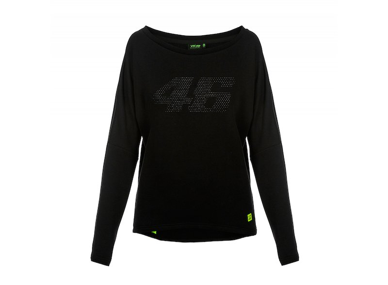 Sweat-shirt femme Rossi Core - White