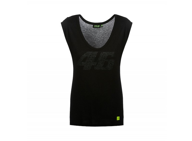 VR46 Core woman's T-shirt - White