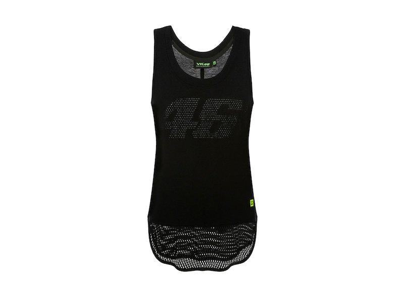 Camiseta de tirantes Mujer Core 46