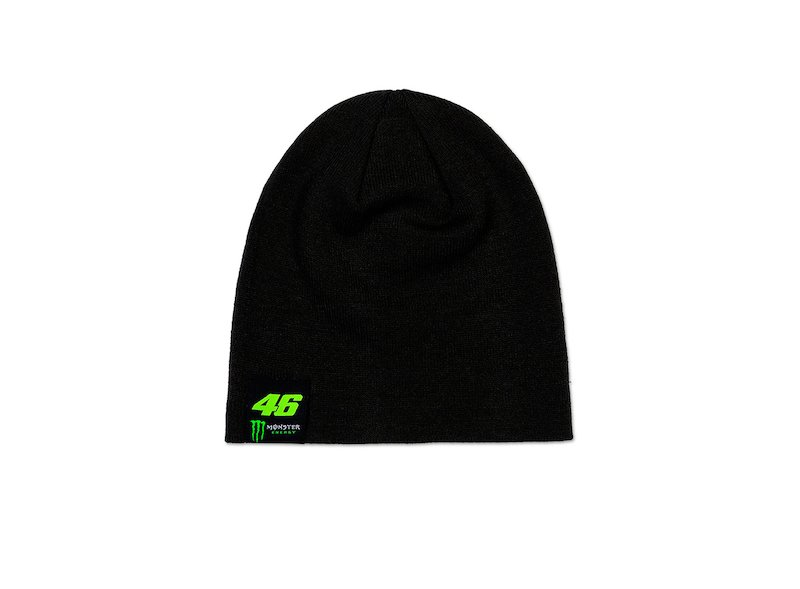 Monster VR46 Beanie - White