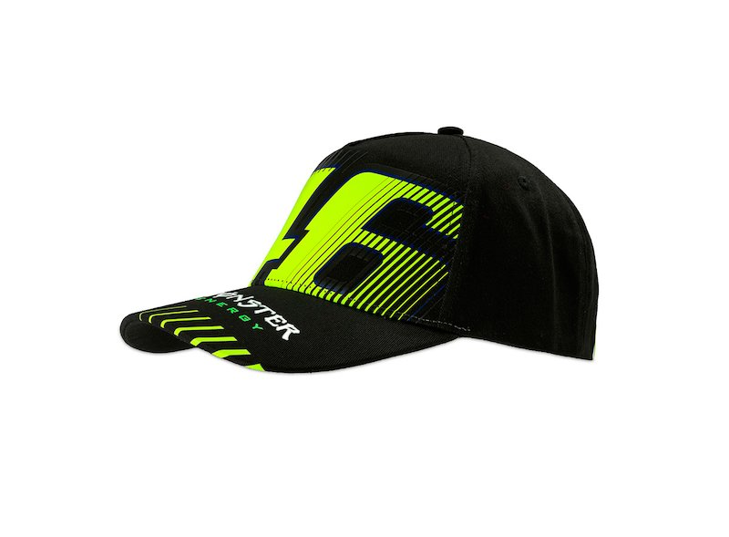 Monza Monster 46 Rossi cap - White
