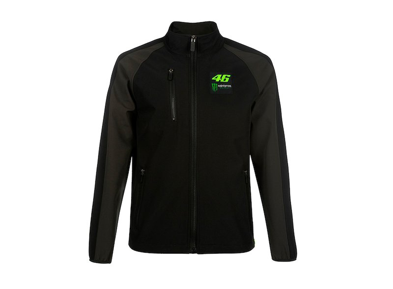 Rossi Monster 46 waterproof jacket - White