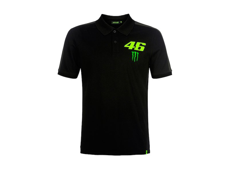 Rossi Monster 46 polo shirt - White