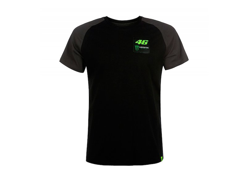 Camiseta Rossi 46 Monster - White