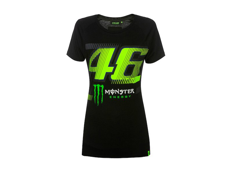 T-shirt femme Monster 46 - White