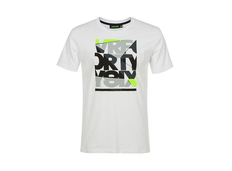 Fortysix Tavullia VR46 T-shirt - White