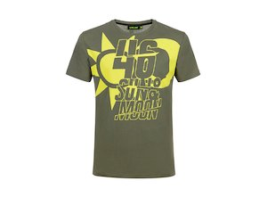Vr46 Valentino Rossi Rossi Lifestyle 46 T Shirt