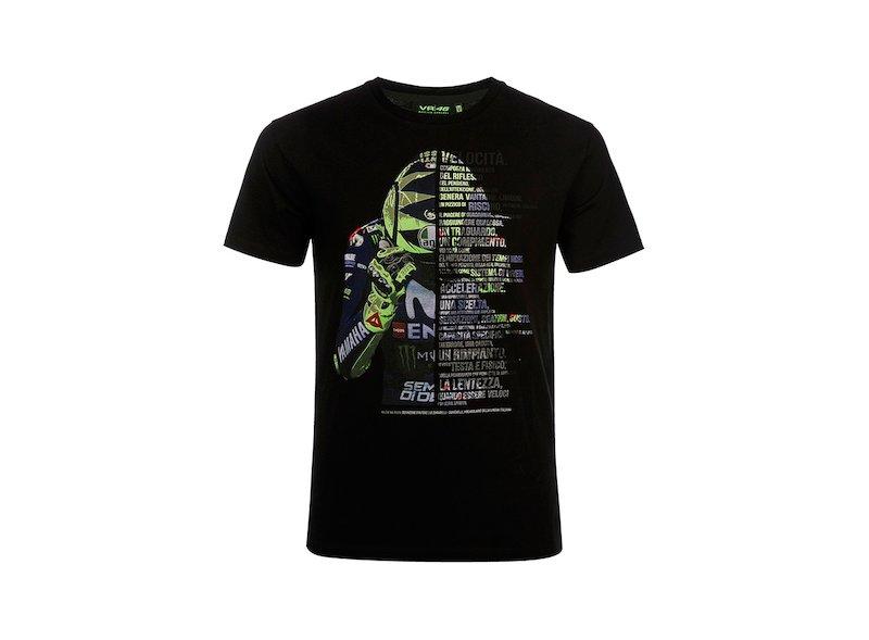 T-shirt La Vitesse de Valentino Rossi