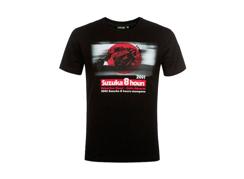 Suzuka 8H Rossi T-shirt - White