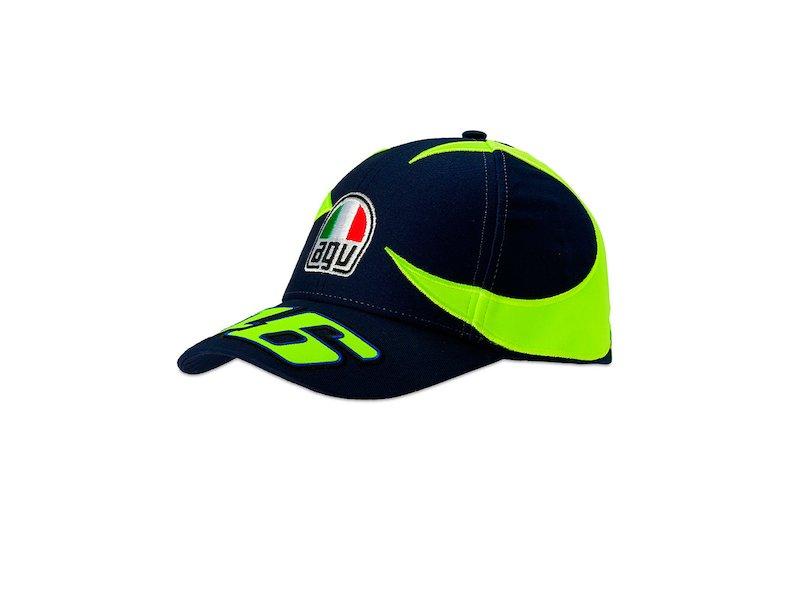 Rossi Helmet Réplica Cap for chidren - White