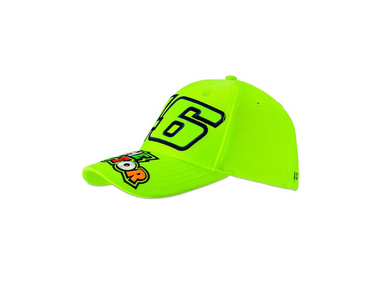 The Doctor fluorescent children's cap - White