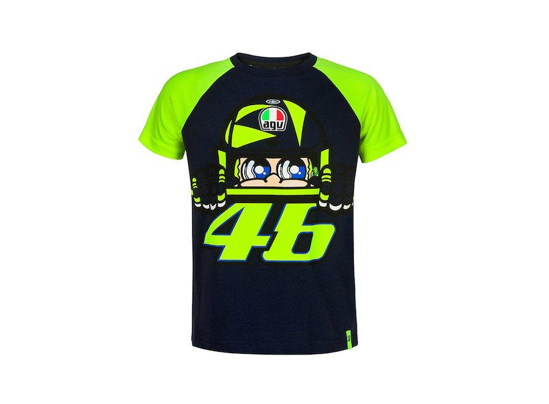 Kid Cupolino t-shirt VR46 - White