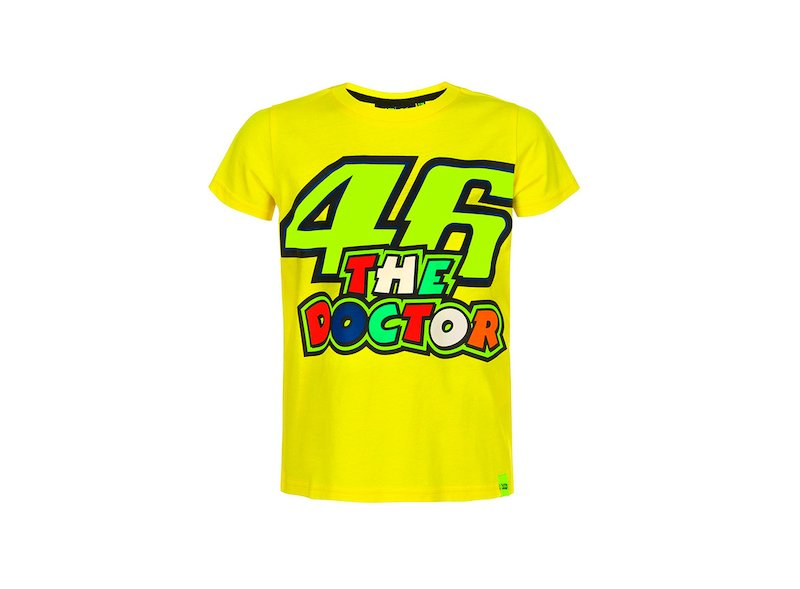 Camiseta niño The Doctor 46 - White
