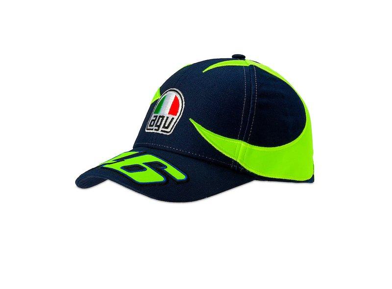 Cappellino Valentino Rossi casco