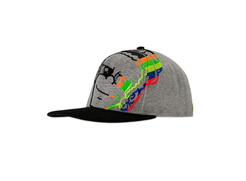 The Doctor Rossi 46 Cap - White