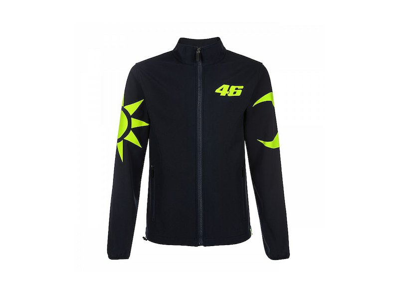 Sun and Moon jacket VR46 - Grey