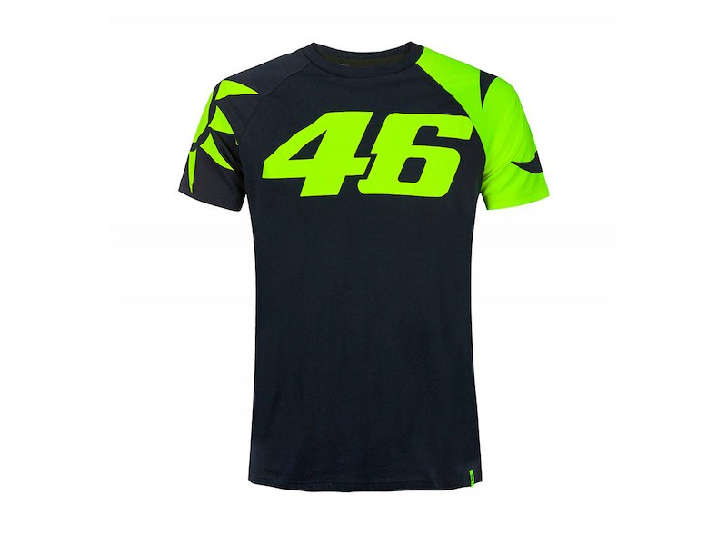 Sun and Moon Helmet Replica Rossi T-shirt