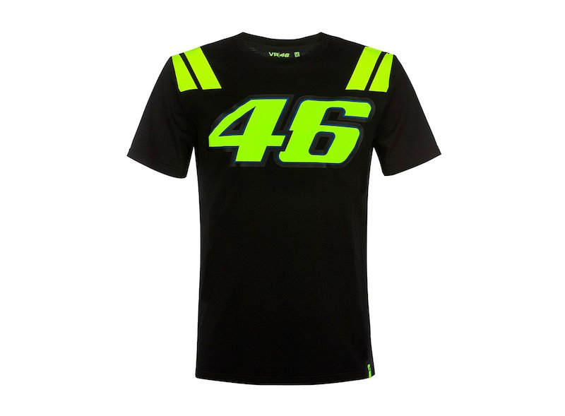 T-shirt VR46 Rossi The Doctor - White