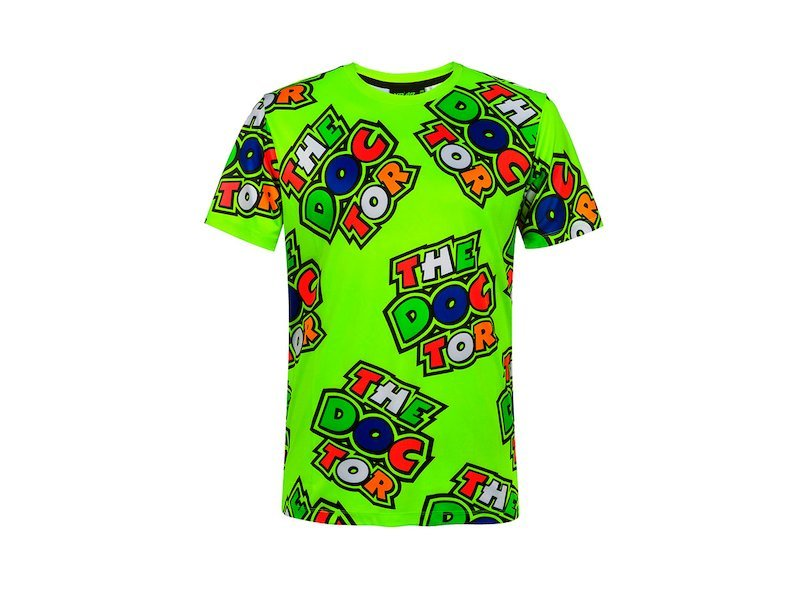T-shirt The Doctor Fluor