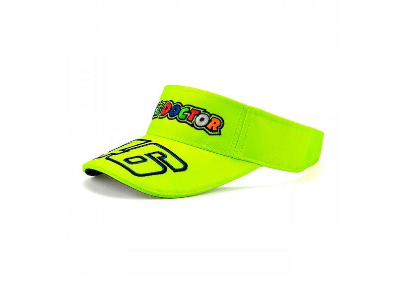 Rossi 46 Visor - White