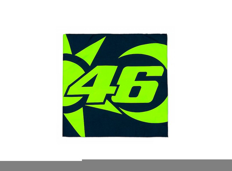 Sun and Moon VR46 Bandana
