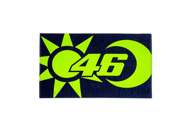 Rossi VR46 Beach Towel
