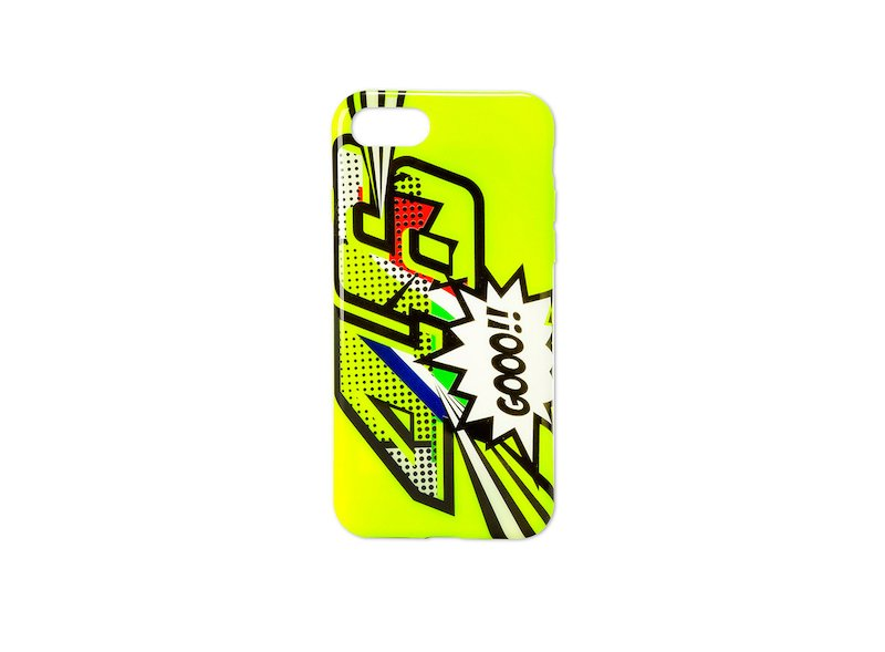 Pop Rossi Iphone 7/8 Cover - White
