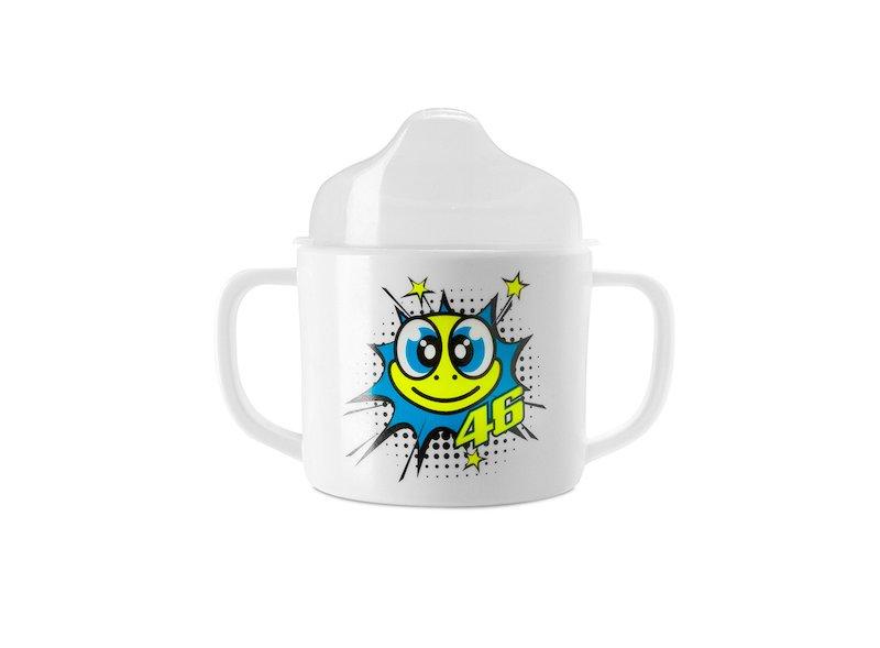 Tazza per bebè tartaruga Rossi - White