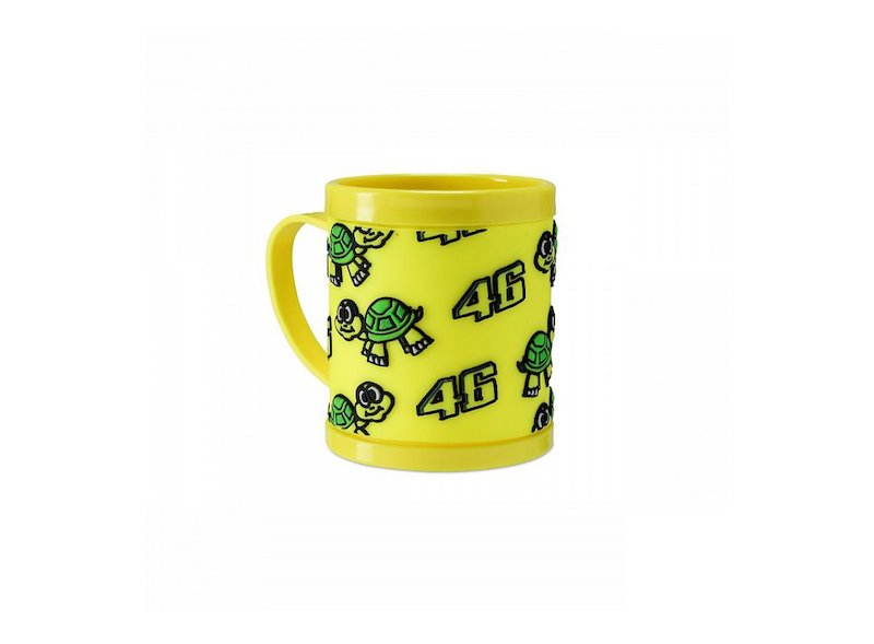 Taza VR46 Yellow