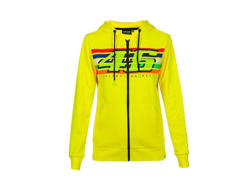 Stripes Rossi Woman Sweatshirt