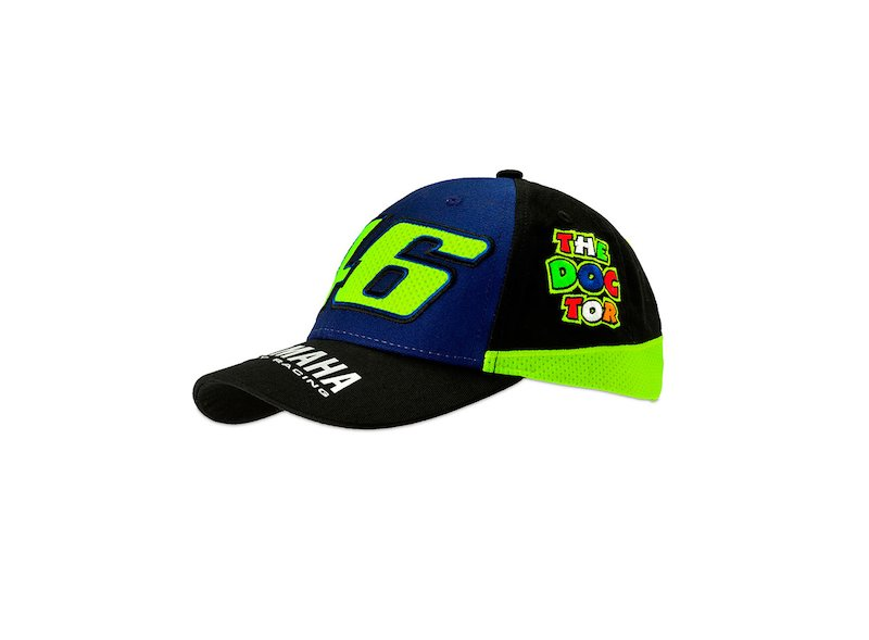 Cappellino per bambini Yamaha Rossi 46