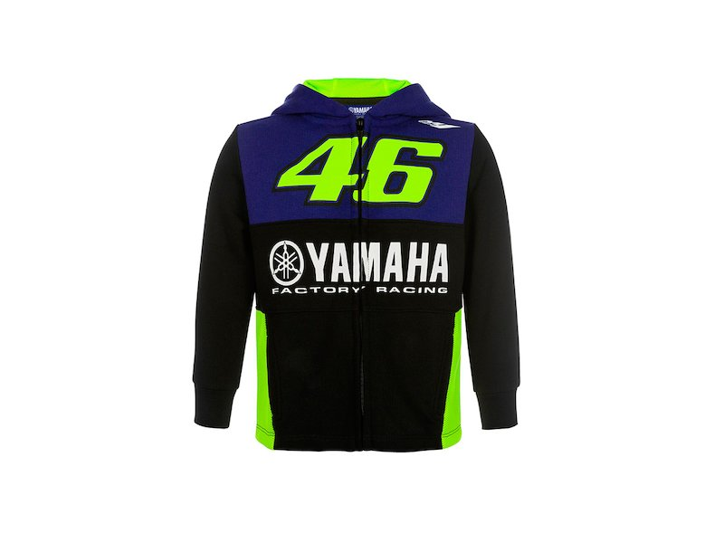 Rossi Yamaha child's sweatshirt - White