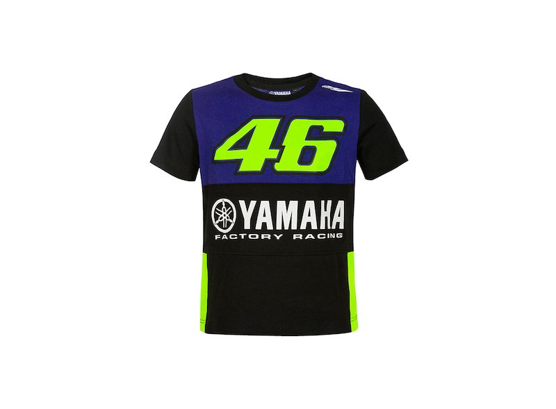 Yamaha Rossi Kid T-Shirt - White