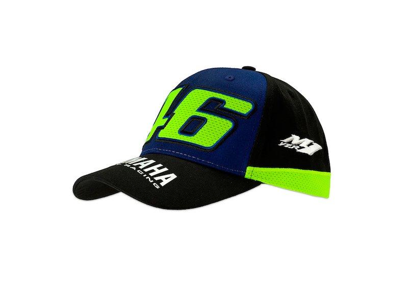 Valentino Rossi Yamaha M1 Cap
