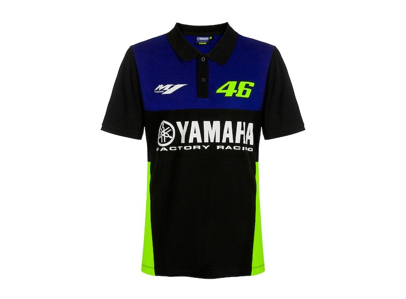 Polo Yamaha Rossi VR46 M1