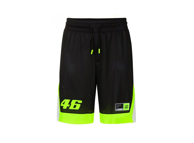 VR46 Basketball Short Pants