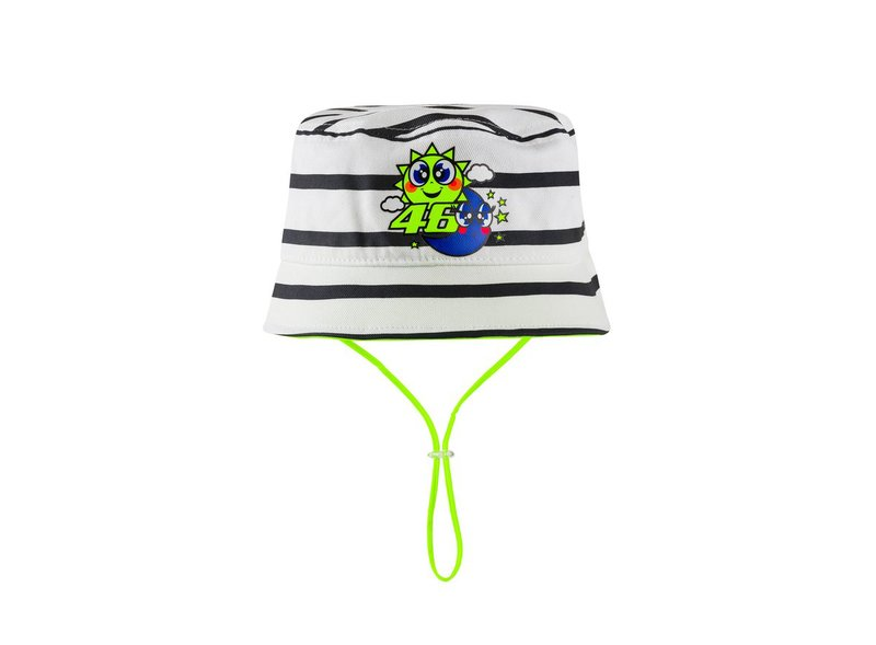 Baby The Doctor 46 Bucket Hat - Multicolor