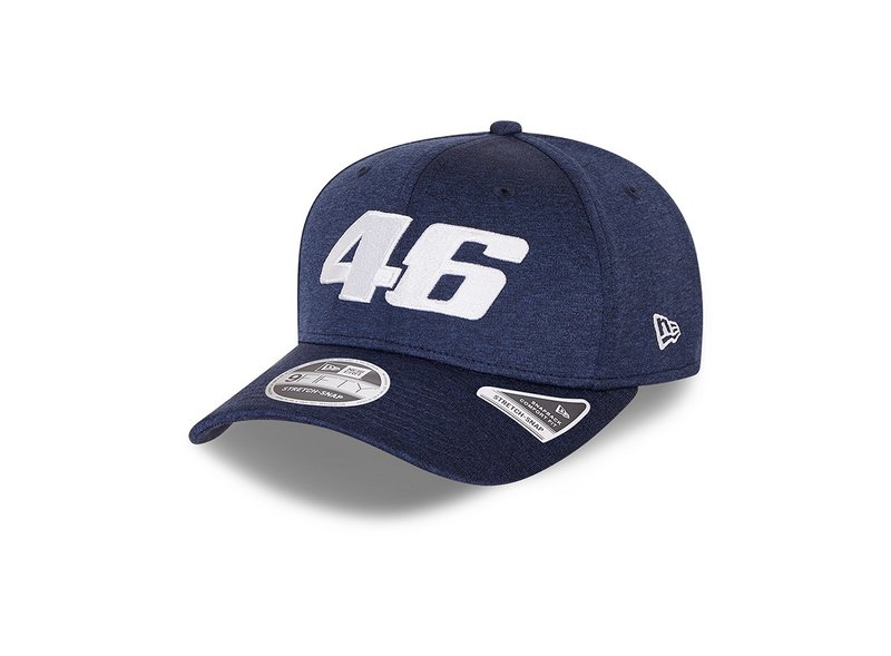 Gorra VR46 New Era 9-Fifty Azul