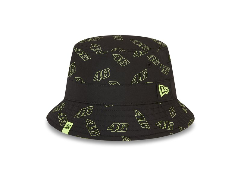 Valentino Rossi New Era Reversible Bucket Hat
