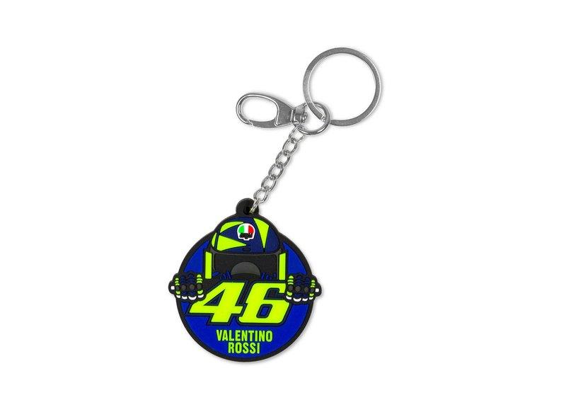 Valentino Rossi 46 Keyring