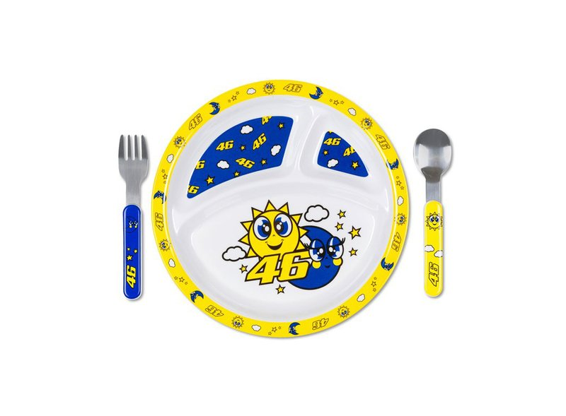 VR46 Sun and Moon Meal Set