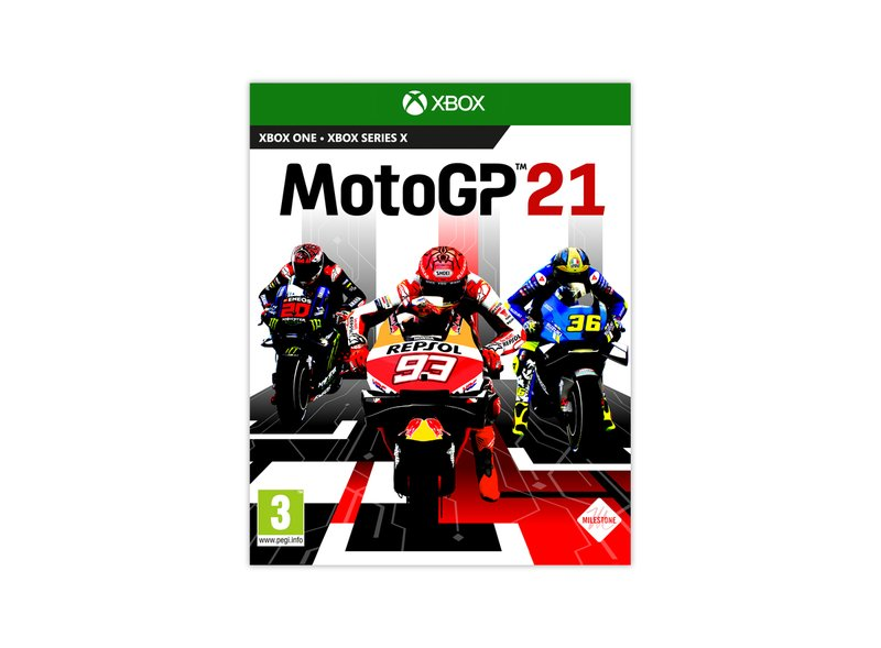 XBOX One MotoGP™ 21 - Black