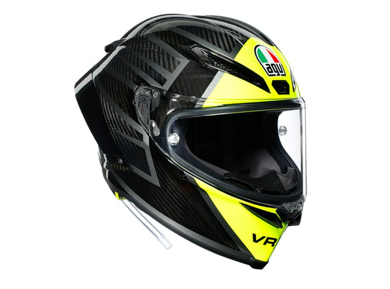Casco AGV Pista GP RR Rossi Essenza 46 - Black