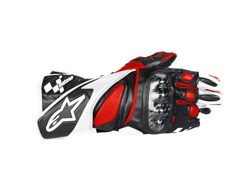 Alpinestar MotoGP™ LOSAIL sports glove (red)