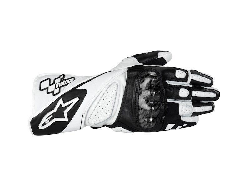 Alpinestar MotoGP™ LOSAIL sports glove (white)
