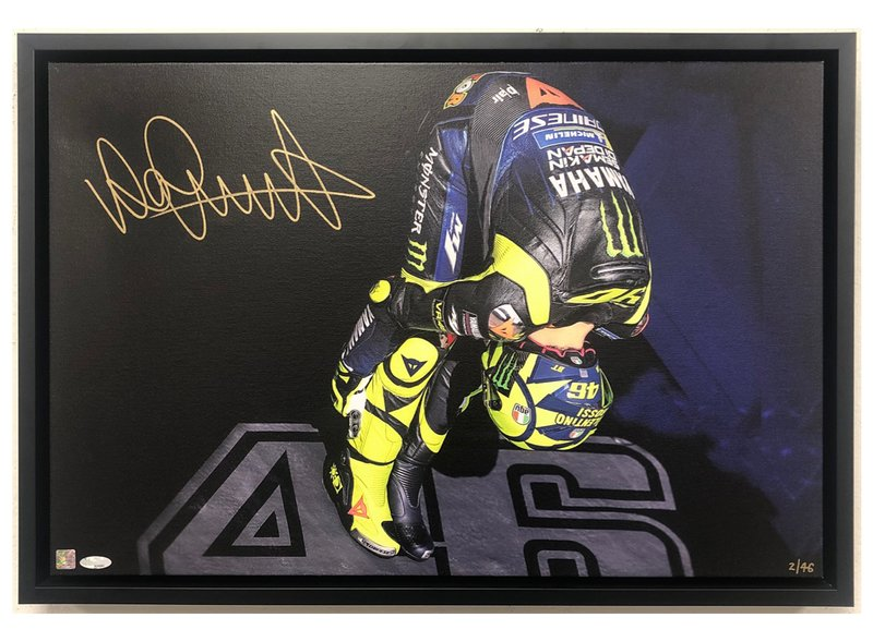 Valentino Rossi 2019 Ready to Race